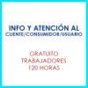 Información Atención Cliente Consumidor Usuario