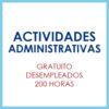 Actividades administrativas