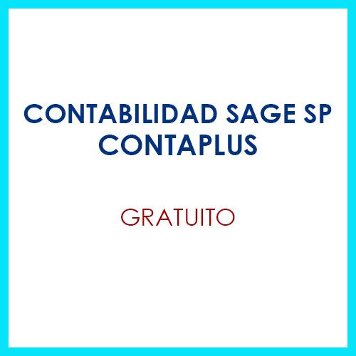 Contabilidad SAGE SP Contaplus