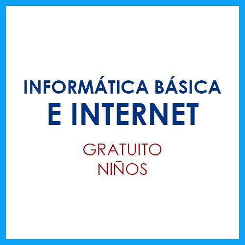 Informática básica e Internet