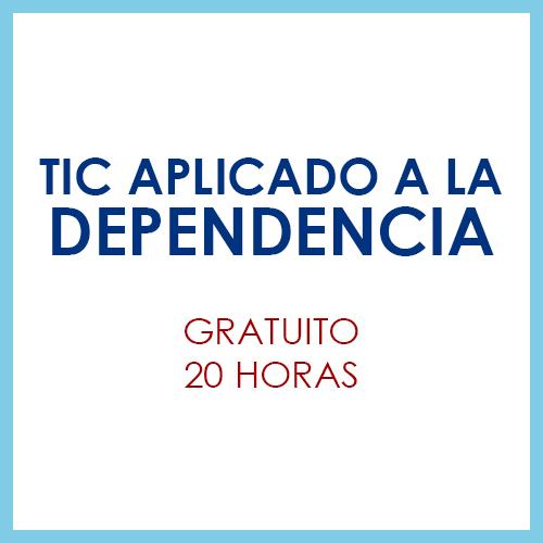 TIC aplicado a la dependencia
