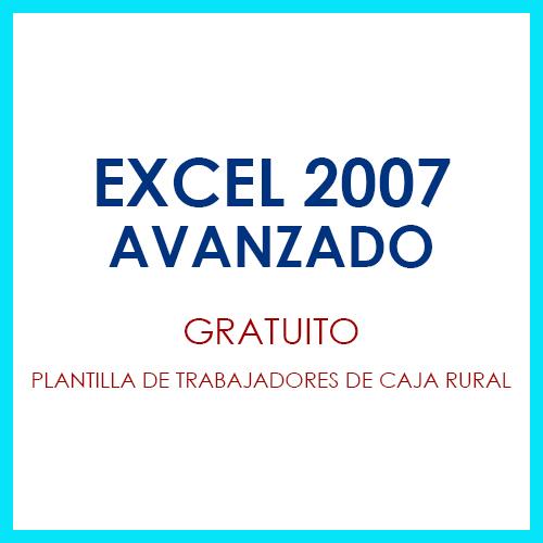 Excel 2007 avanzado