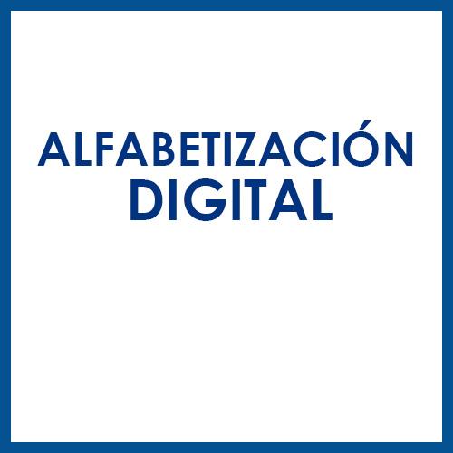 Curso Alfabetización Digital