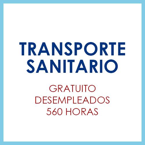 Curso Transporte sanitario Soria