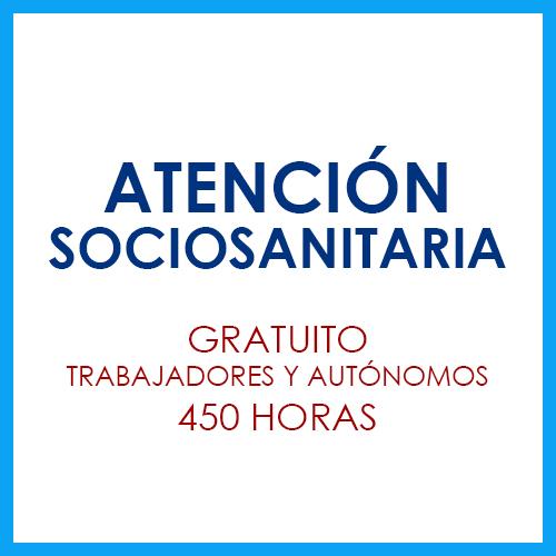 Curso Atención sociosanitaria a personas dependientes en instituciones sociales Soria