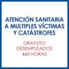 Curso Atención sanitaria a múltiples víctimas y catástrofes Soria